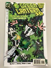 Green Lantern 3-D #1 (1989) NM+ With 3-D Glasses Intact Never Used Or Read