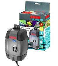 Eheim Air Pump 100 Luftpumpe 3,5W 100 l/h regelbar incl. Ausströmer Luftschlauch