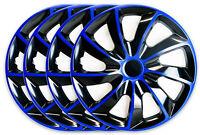 4 Stück Radkappen Radzierblenden 16 für Seat Exeo Ibiza Leon Mii Cordoba
