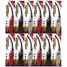 Elite Flexible Neck Lighters 12 Wholesale Pack Candle Fireplace Grill Gas Stove