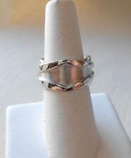 Sterling Silver Designer Pierre Cardin Ring   212124