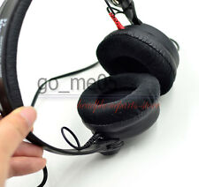 Velvet Ear Pads Cushion headband band For Sennheiser HD25 Amperior DJ Headphone