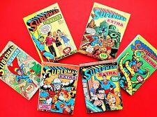 Aussuchen aus: Superman Extra Taschenbücher Nr. 1 - 11* Z: 1-2, 2+, 2 *gebraucht