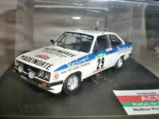 Trofeu MP 1978 - Ford Escort MkII 1978 Rally Portugal - 1:43 Made in Portugal