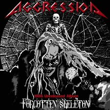 AGGRESSION Forgotten CD Slaughter Possessed Sodom Mutilator Repulsion Sepultura