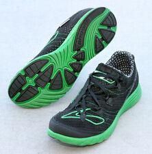 e23c25b7879 NEW inbox Brooks Green Silence running shoes racing flats mens 8.5US black  green
