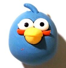 NEW! Angry Birds Blue Bird Puzzle Eraser Figure! AWESOME!~ :)
