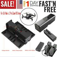 HOT Durable Drone Accessories Smart LED Battery Charger For DJI Mavic 2 Pro Zoom