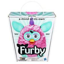 """Furby Boom 2012 5"""" Interactive Electronic Toy APP Pink Teal Cotton Candy MISB"""
