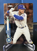2020 Topps Chrome KYLE LEWIS Rookie #186 Seattle Mariners HOT ROOKIE!! NEW