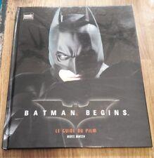 Batman begins : Le guide du film von Beatty, Scott | Buch | gebraucht