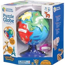 Learning Resources Puzzle Globe (ler7735)