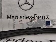 Genuine Mercedes-Benz 205 C-Class Front Wiper Blades A2058202400