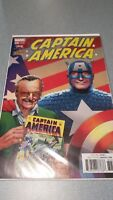 CAPTAIN AMERICA 695 STAN LEE COMIC BOX VARIANT DON'T MISS THIS!!