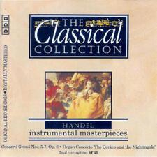 Handel–Instrumental Masterpieces