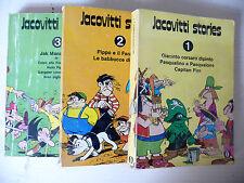JACOVITTI STORIES - MONDADORI 1974 1°RISTAMPA - FUM1