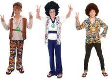 Déguisements costumes multicolores pour garçon Années 1960