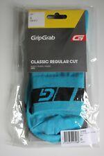 GripGrab Blue Classic Regular Cut Socks - Size: Small (38-41)