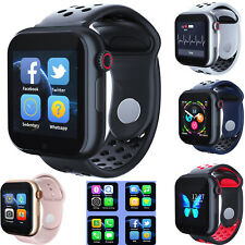 Bluetooth Smart Watch Heart Rate Sleep Monitor Wrist Band For Men Women Lady Boy