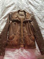 Faux Leather Zara Jacket