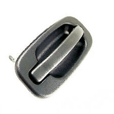 New Aftermarket Outer Front Passenger Side Door Handle, Without Keyhole 15182406