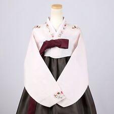 "Hanbok Korean Traditional Costume Dress Set Women 한복 S-size 5' 3"" (160cm) A116"
