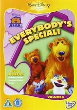 Bear In The Big Blue House Everybodys Special [DVD]