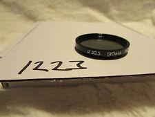 Densidad de neural Sigma 30.5 mm ND4 NDx4 X4 x4 Lente de Filtro