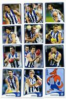 2008 Herald Sun NORTH MELBOURNE Team Set (12)