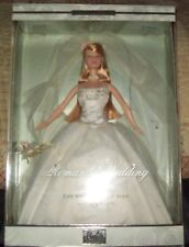 2000 Romantic Wedding Barbie  Second  In The Bridal Collection Series MIB