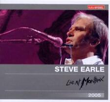 Steve Earle-Live At Montreux 2005(Kulturspiegel Edition) CD NEU OVP