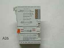 BECKHOFF KL 5101 Incremental Encoder Interface 24V DC Supply max.1MHz
