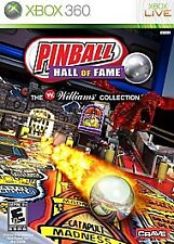 SEALED Pinball Hall of Fame: The Williams Collection (Microsoft Xbox 360, 2009)