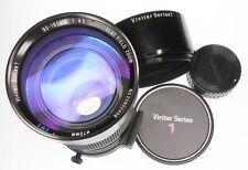 Vivitar 90-180mm f4.5 VMC Flat Field Zoom OM mount  #22802458
