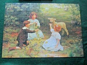 Waddingtons 1000 pc jigsaw - Springtime