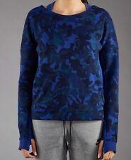 Nike WOMEN'S TECH FLEECE Camo Crew sweathshirt (S) 683796 455