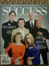 Success Magazine Pack Of 4 (Number 8)