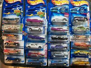 Hot Wheels Lot of 24 Cadillac 59 Eldorado 35 Caddy Escalade Cien V-16 #17