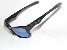 Oakley Jupiter Black Jade Sonnenbrille Garage Hoolbrook Hijinx Chainlink Twoface