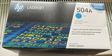 HP Color LaserJet 504A Toner - Cyan (CE251A) Original Verpackung