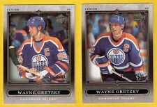 2007 Upper Deck UD National Convention Redemption + VIP Wayne Gretzky