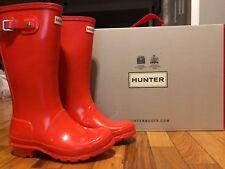 kids hunter boots size 3