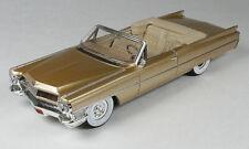 1:43 Goldvarg Collection 1964 Cadillac Coupe DeVille saddle GC035A