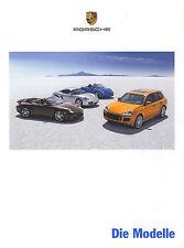 Porsche 911 997 gt3 rs gt2 Turbo Targa gt2 Boxster 987 prospectus brochure 2007 8
