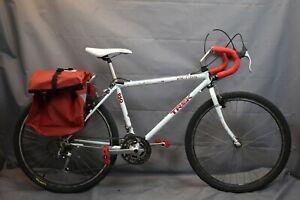1990 Trek Single Track 950 Touring Road Bike 43cm XXSmall Chromoly Steel Charity