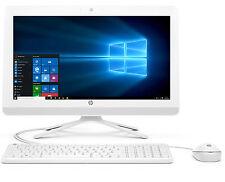 HP 55cm 22 Zoll b058ng AIO All-in-One PC FullHD WLAN Intel Core i3 Webcam DVD