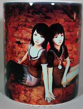 Fatal Frame II Crimson Butterfly - White Coffee MUG - Project Zero 2 wii