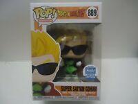 Funko Dragon Ball Z Super Saiyan Gohan Sunglasses 889 Shop Exclusive + Protector