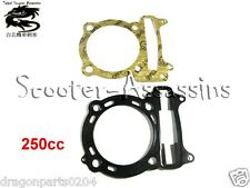 250cc Standard  HEAD + BASE GASKET SET for KYMCO Ego/Bet & Win/Euro 2 YUP 250