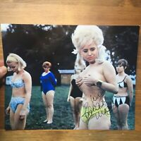 Barbara Windsor Eastenders signed autograph on 8x10 photo IP Carry On